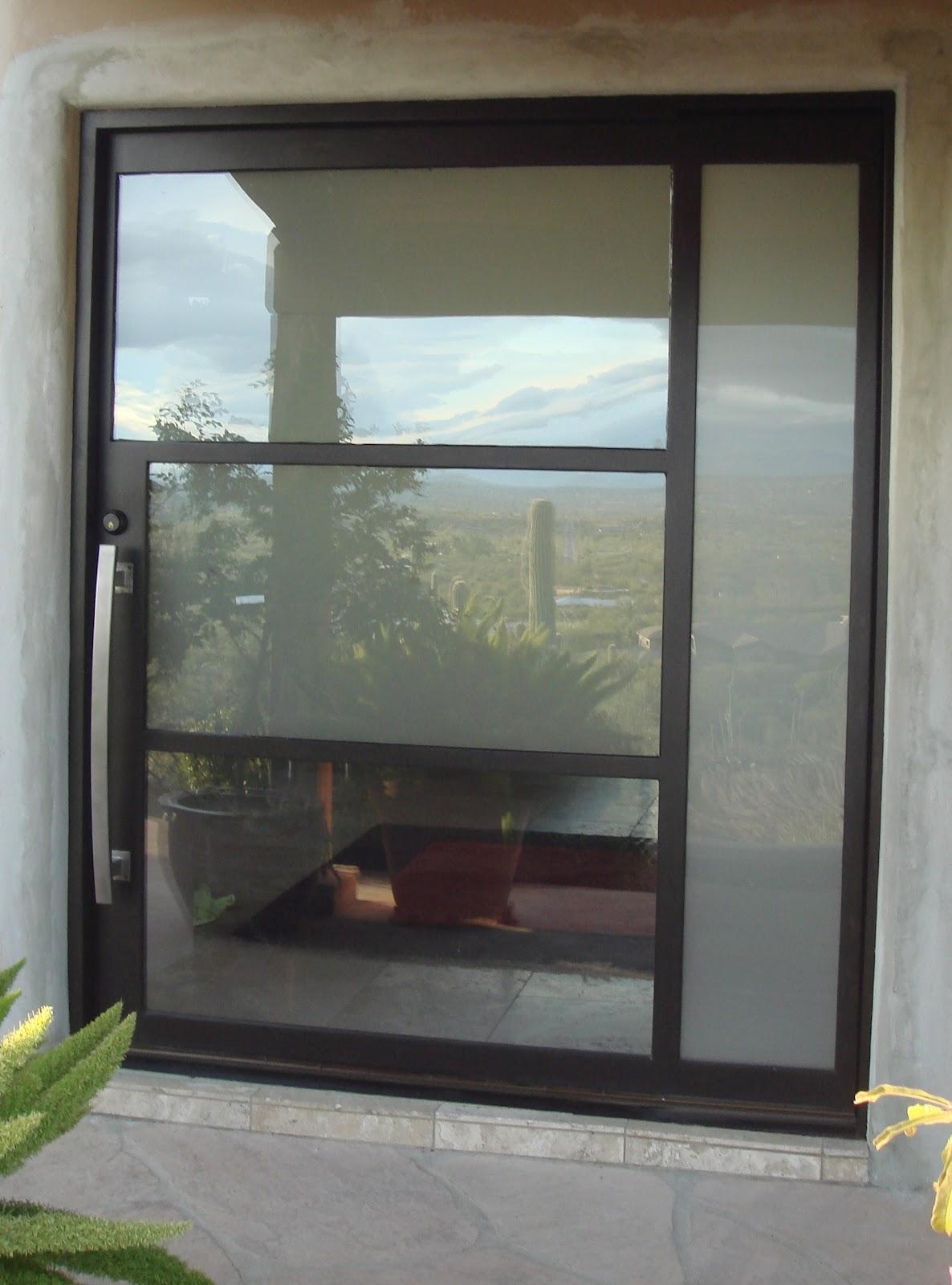 Pivot Doors - 4 & Pivot Doors - Portella Steel Doors and Windows