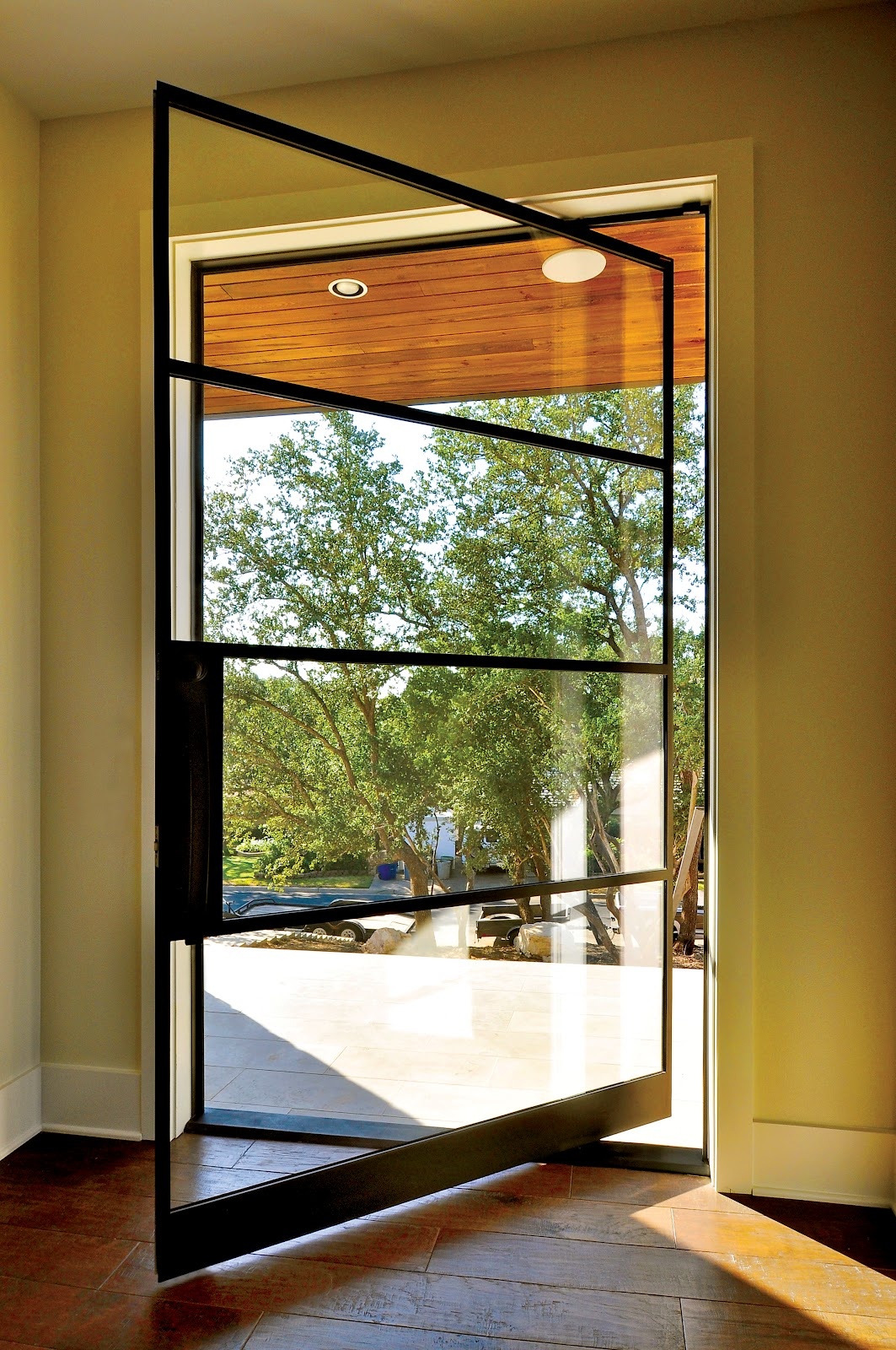 Pivot Doors Portella Steel Doors And Windows