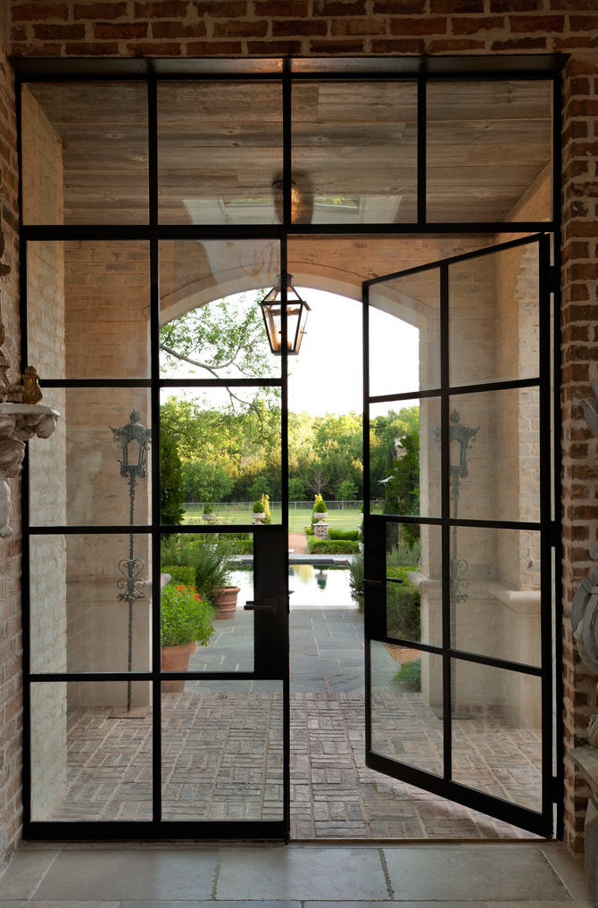 Double Door Out Swing French Door Portella