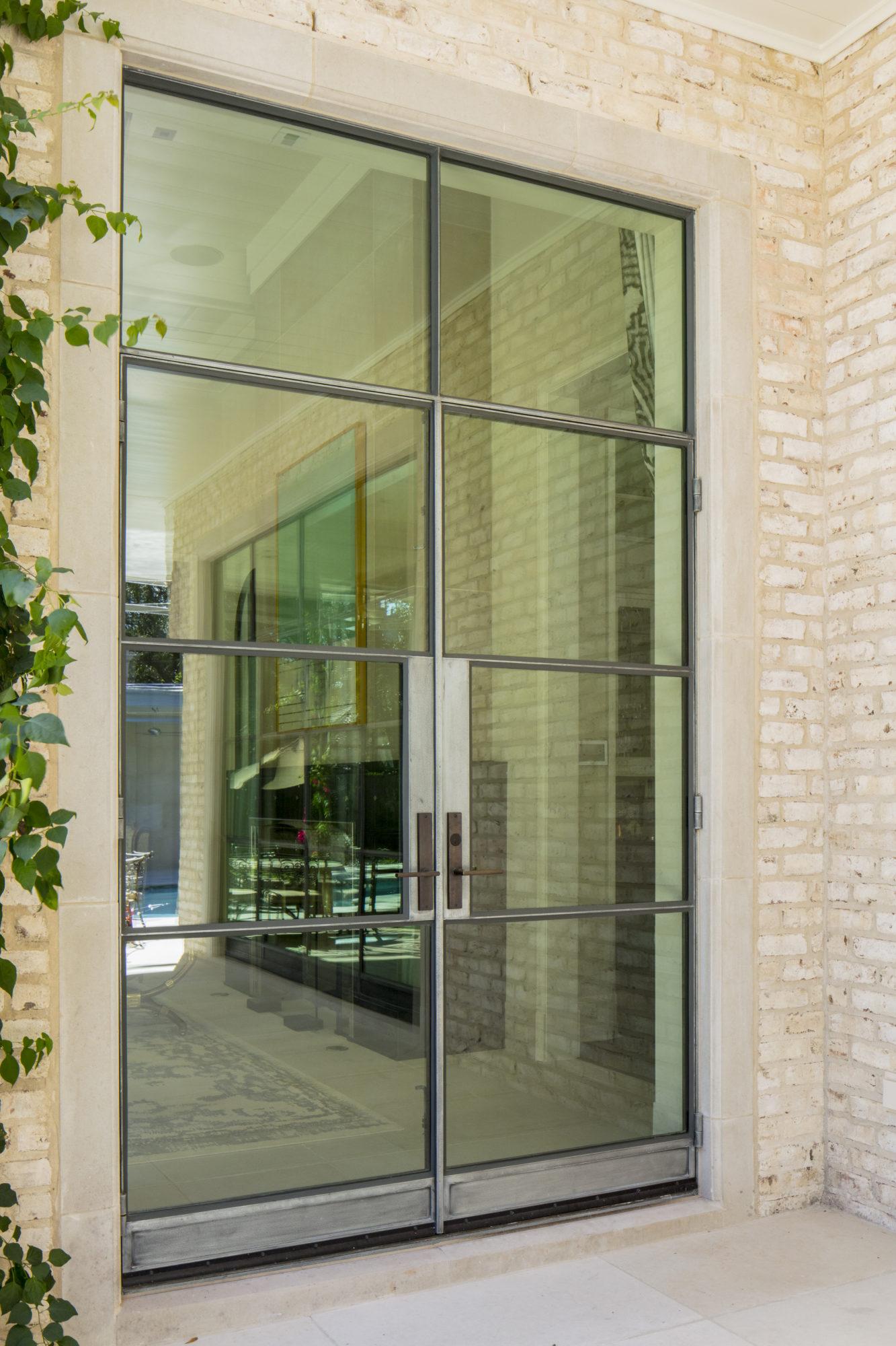 Double Door In-Swing French Door