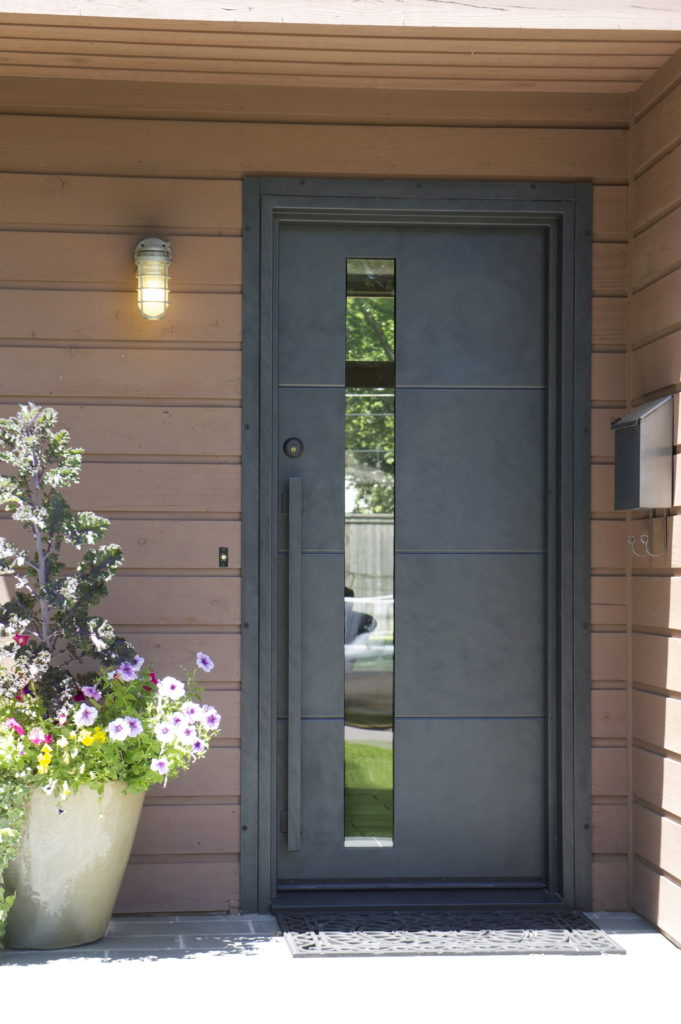 Portella Custom Front Door