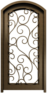 Fusion Portella Traditional Door