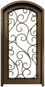 Fusion Portella Traditional Door