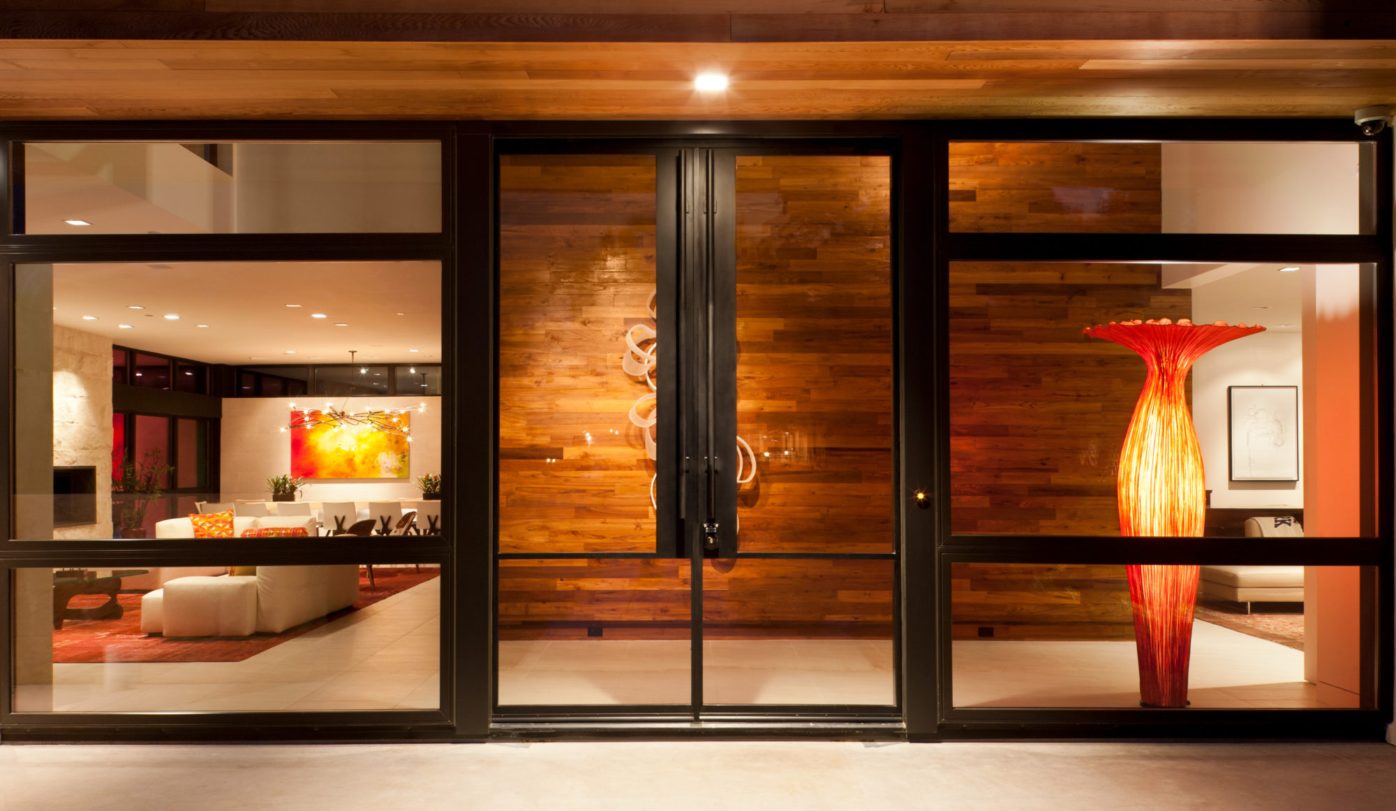 commercial office doors with windows houston