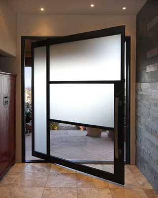 Portella Swing Front Door