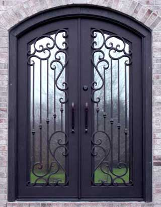 Portella Iron Door