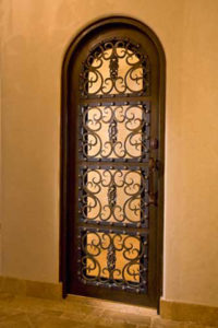 Old World Doors by Portella