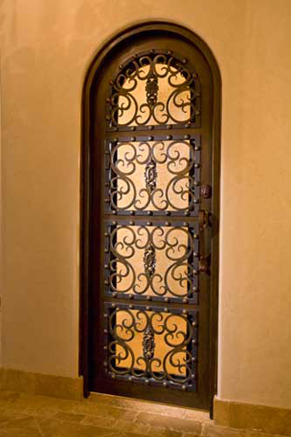 Old World Doors by Portella