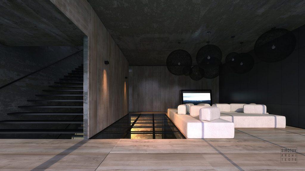 How Dark Interiors Impact Design Portella