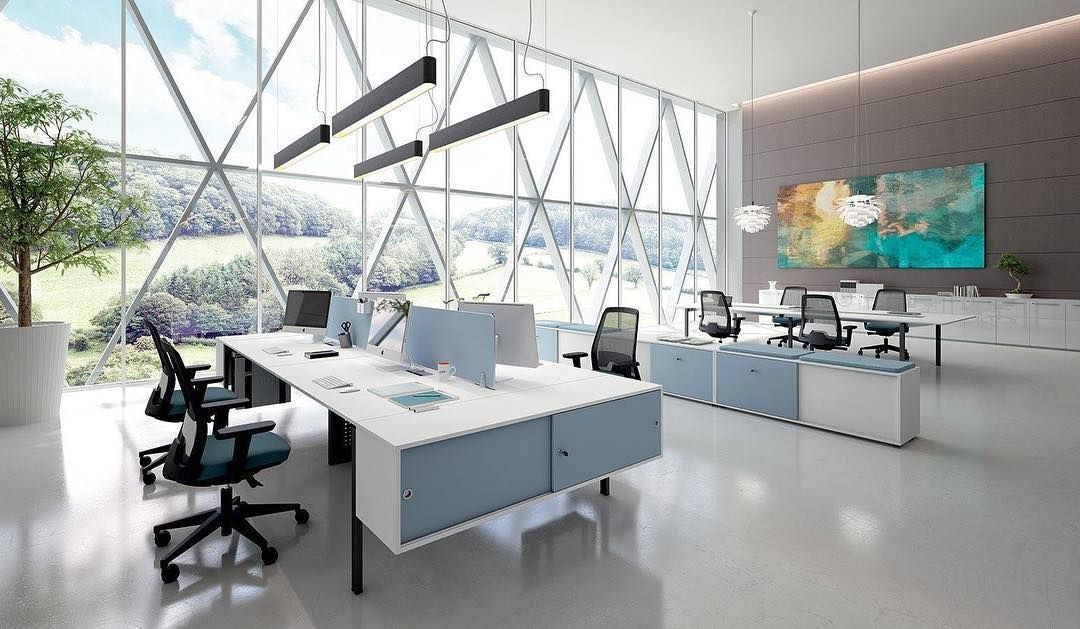 modern technology office design