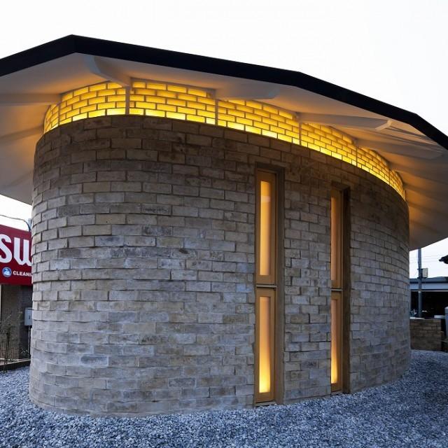 Concrete buildings