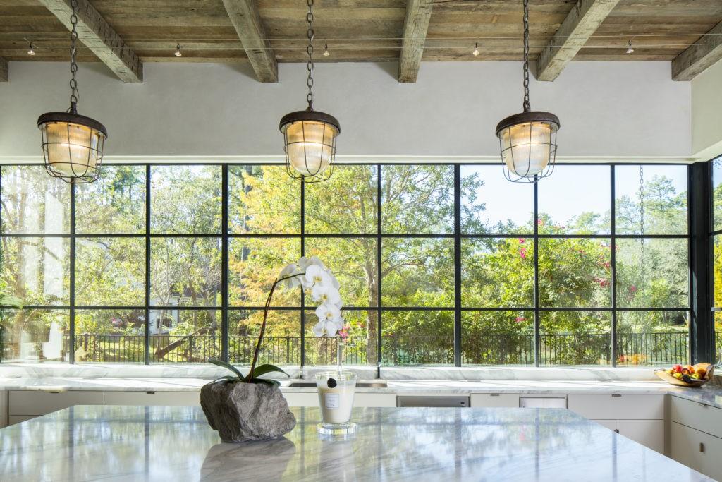houston steel kitchen glass doors and windows