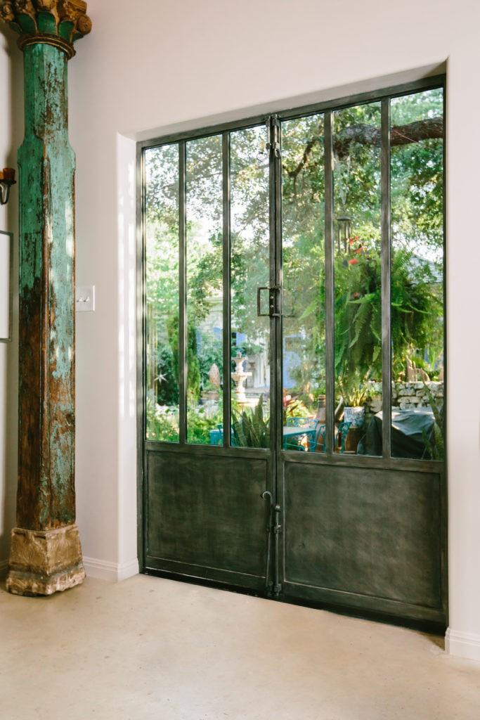 exterior residential steel door austin tx
