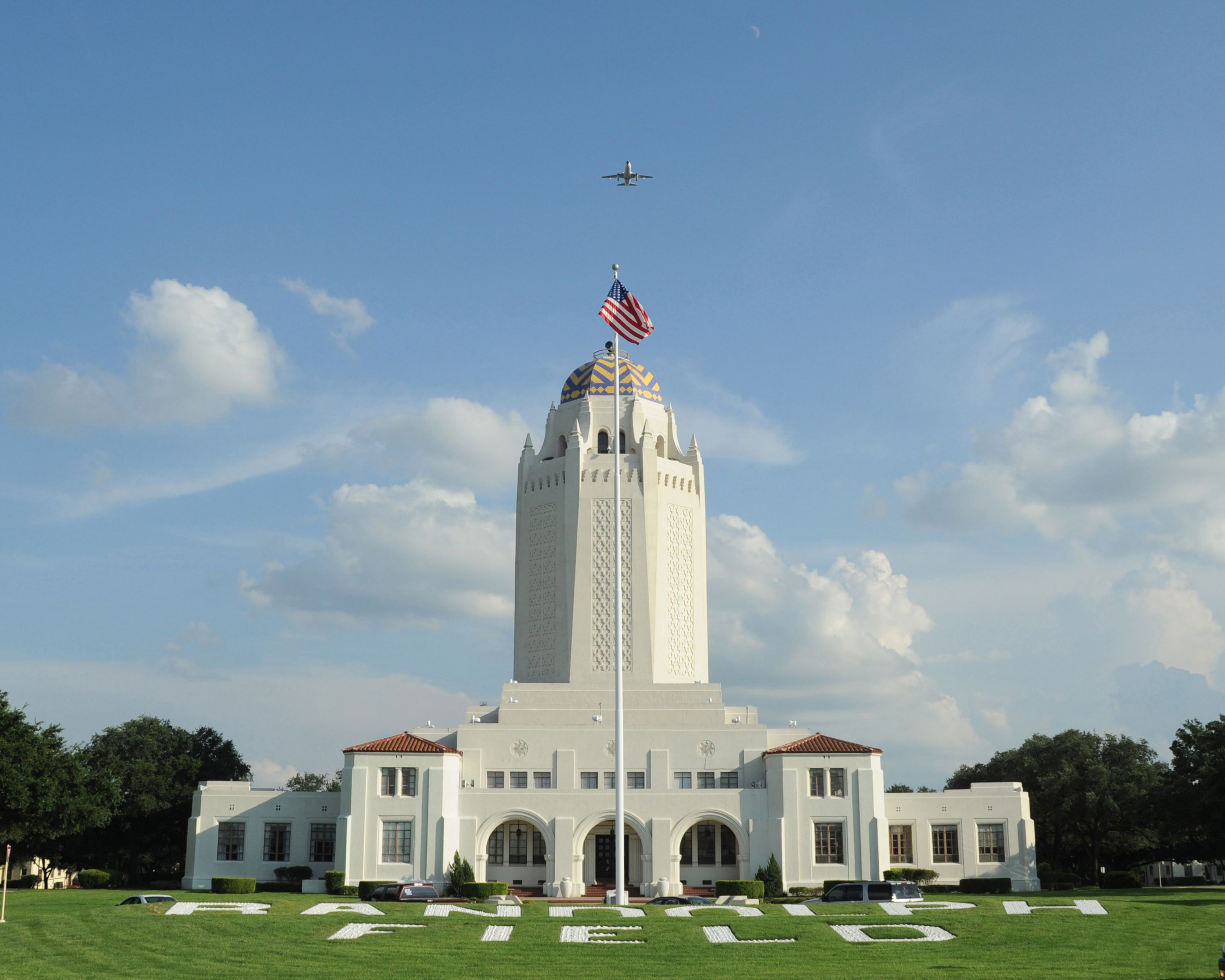 The Taj Mahal on Randolph Air Force Base San Antonio