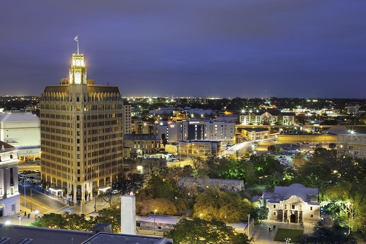 The Emily Morgan Hotel San Antonio