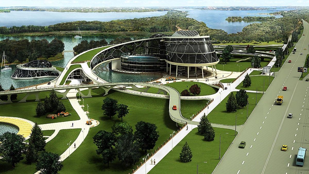 Eco-Friendly Architecture