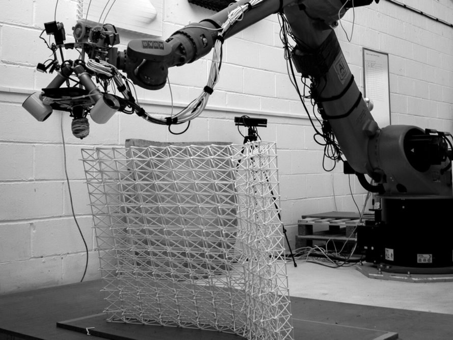 3d printing in architecture field