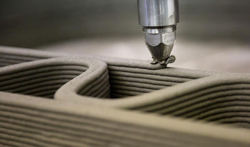 3D house printing
