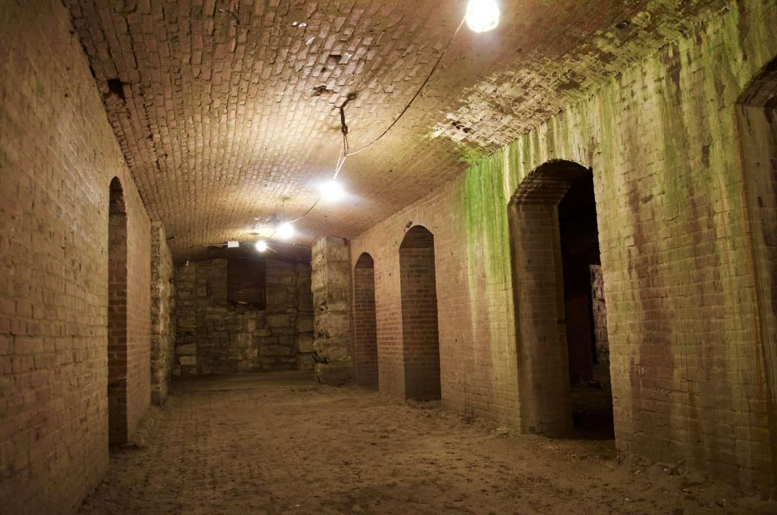 Shanghai tunnels Portland Oregon