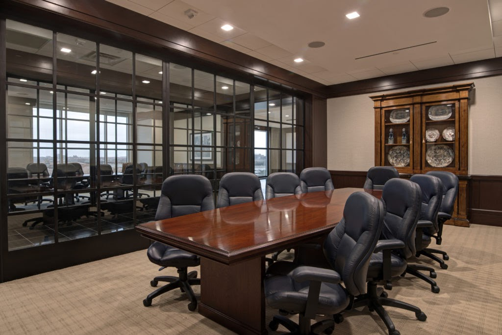 Windows for office space