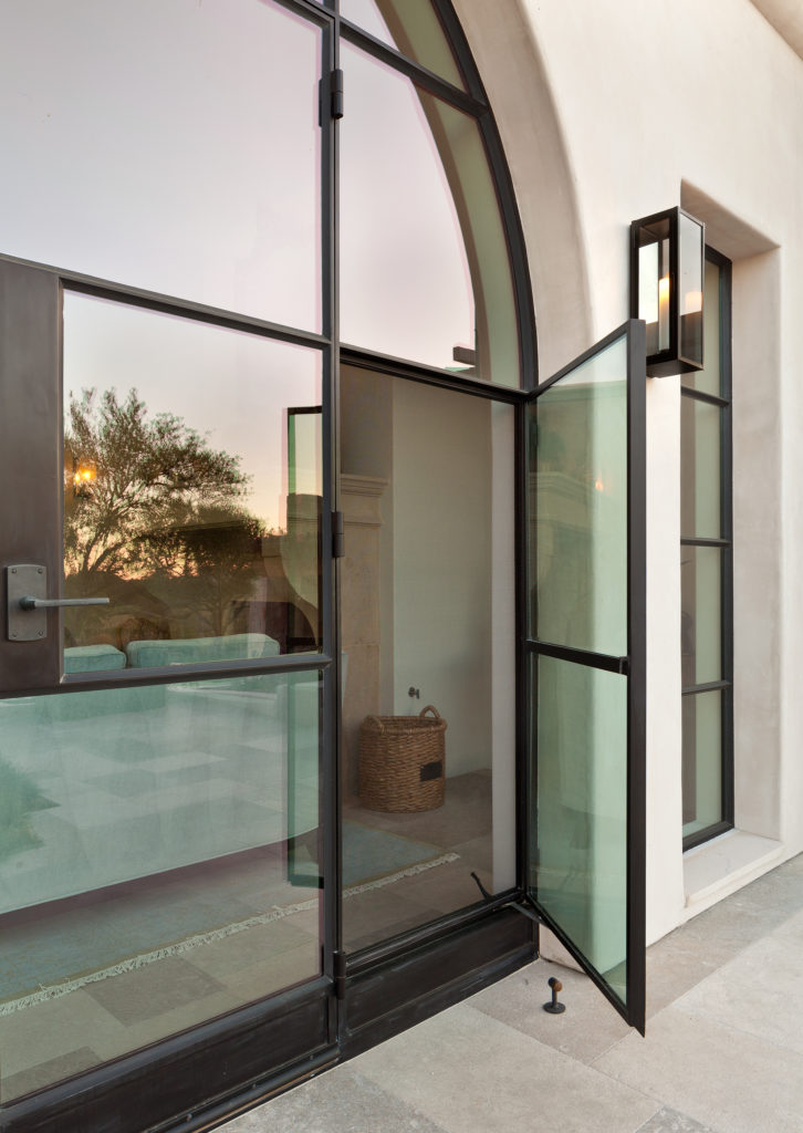 high-quality steel doors