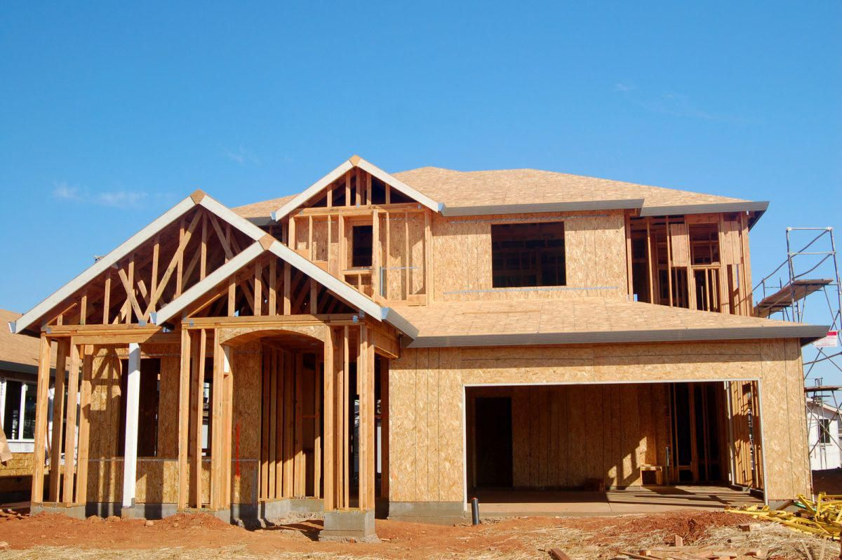 main time factors for house building