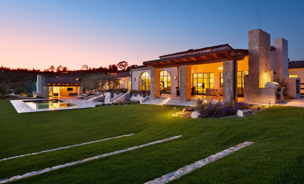 What are the most common exterior updates for ranch-style homes