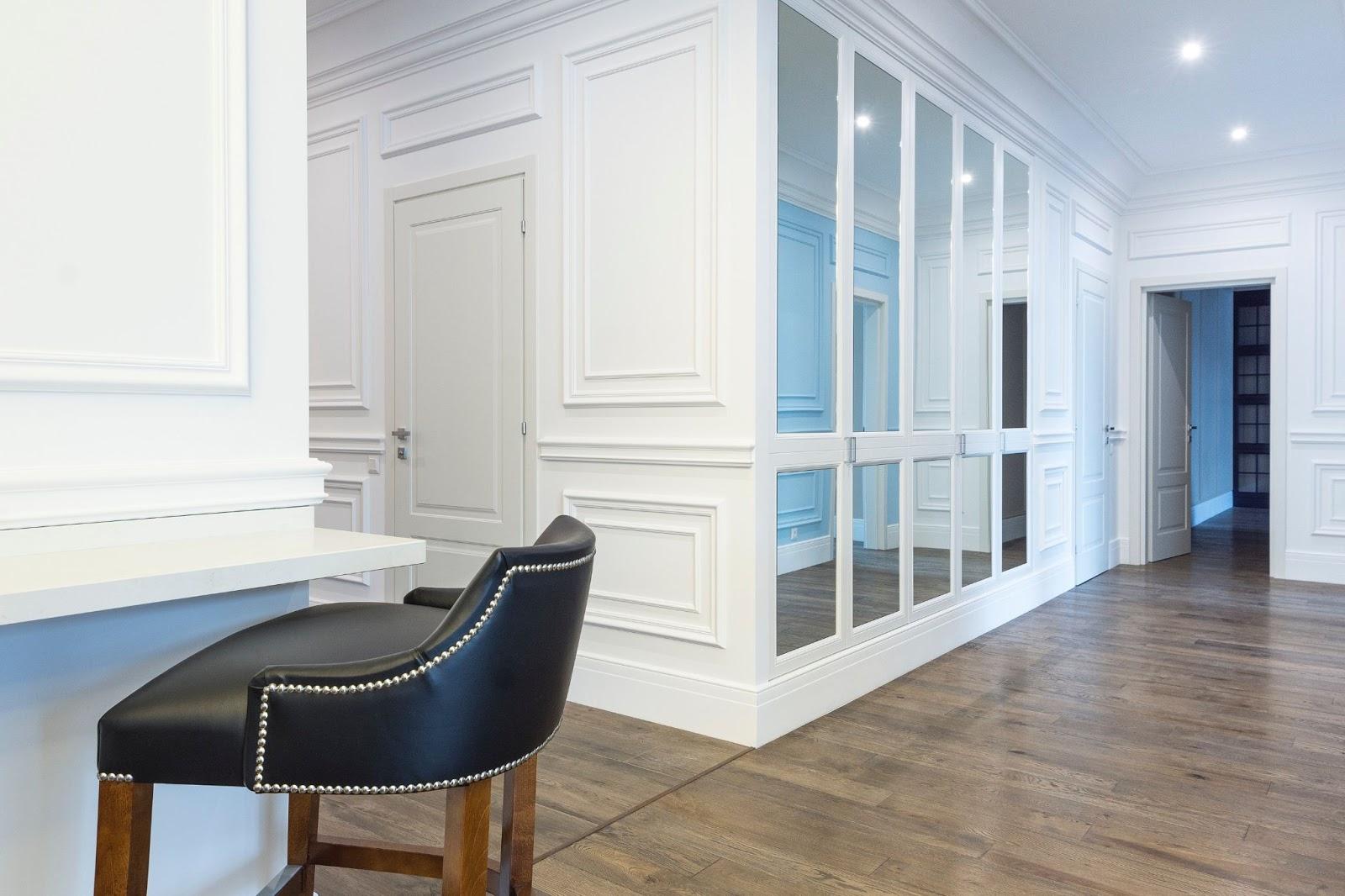 Mixing Interior Door Styles