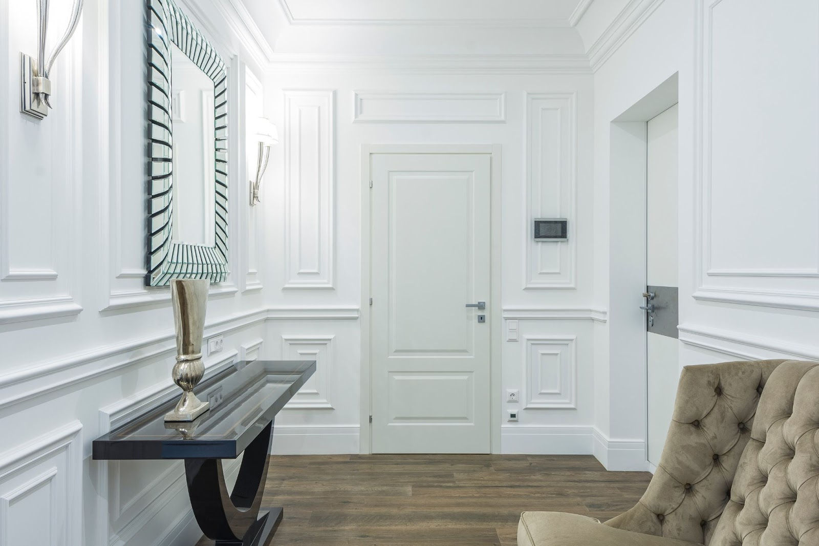 mix design styles for different doors